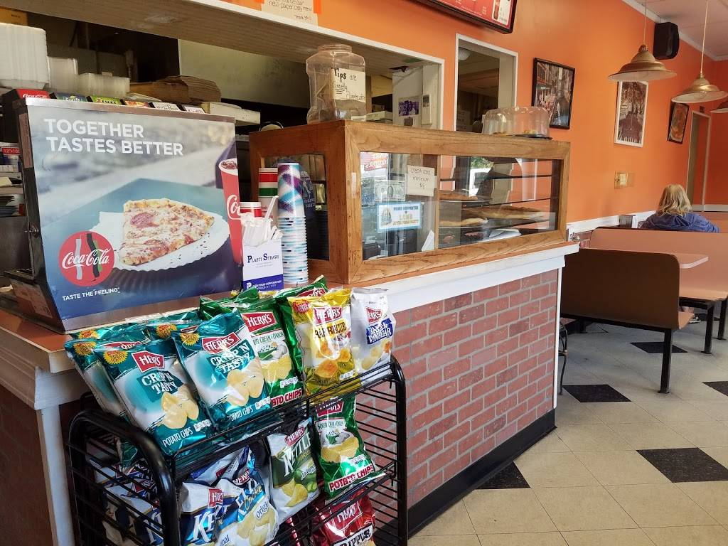 Brothers Pizza II Cape May | restaurant | 102 Sunset Blvd, West Cape May, NJ 08204, USA | 6098849299 OR +1 609-884-9299