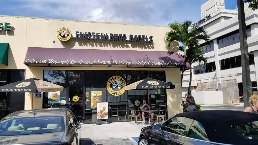 Einstein Bros. Bagels | bakery | 22107 Powerline Rd, Boca Raton, FL 33433, USA | 5613681045 OR +1 561-368-1045