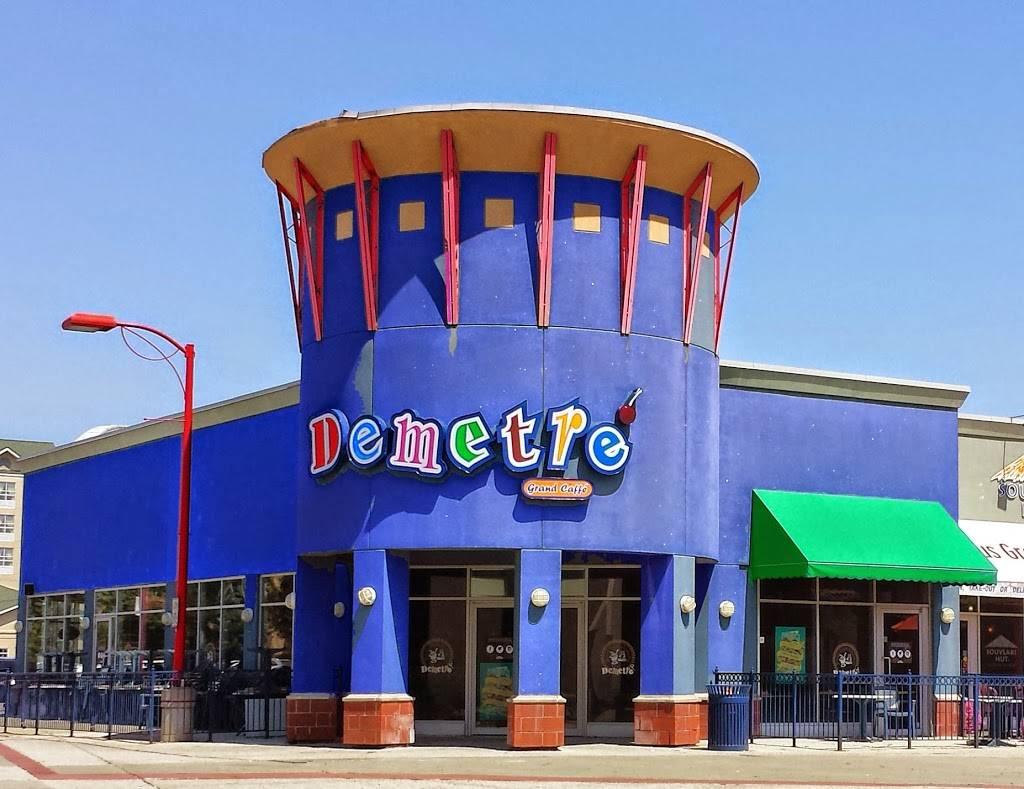 Caffe Demetre Oakville | cafe | 2085 Winston Park Dr, Oakville, ON L6H 6A6, Canada | 9058292400 OR +1 905-829-2400