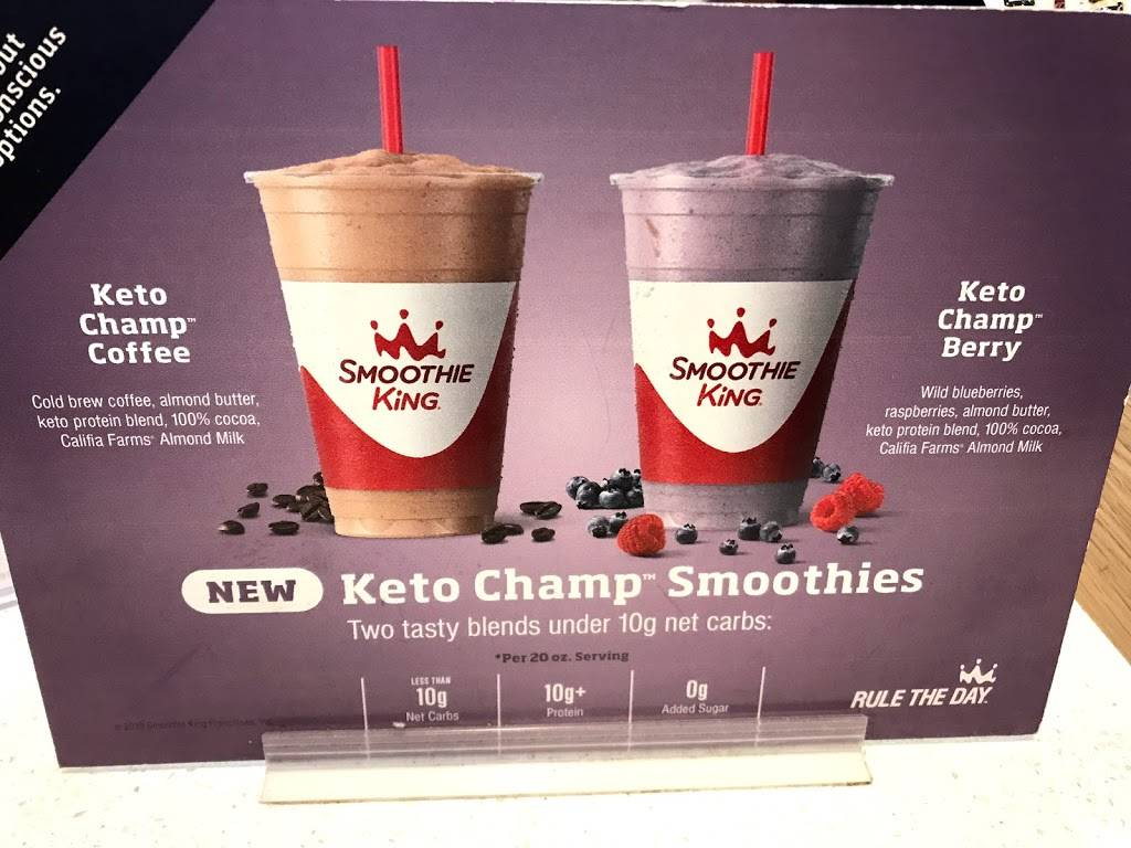 Smoothie King | meal delivery | 770 GA-96, Bonaire, GA 31005, USA | 4782876263 OR +1 478-287-6263
