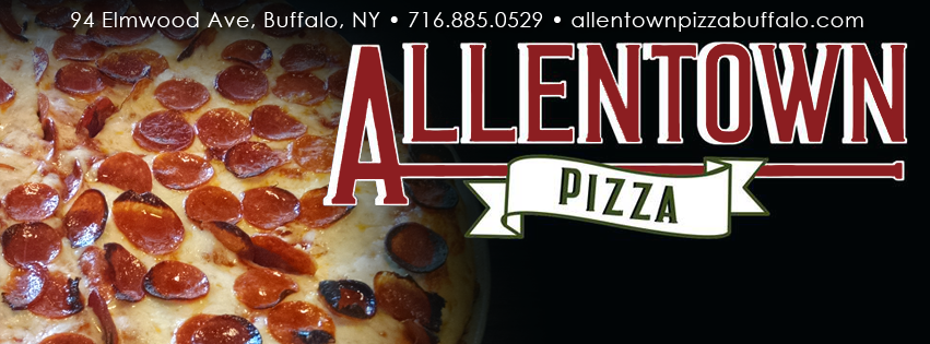 Allentown Pizza   meal delivery   94 Elmwood Ave, Buffalo, NY 14222, USA   7168850529 OR +1 716-885-0529