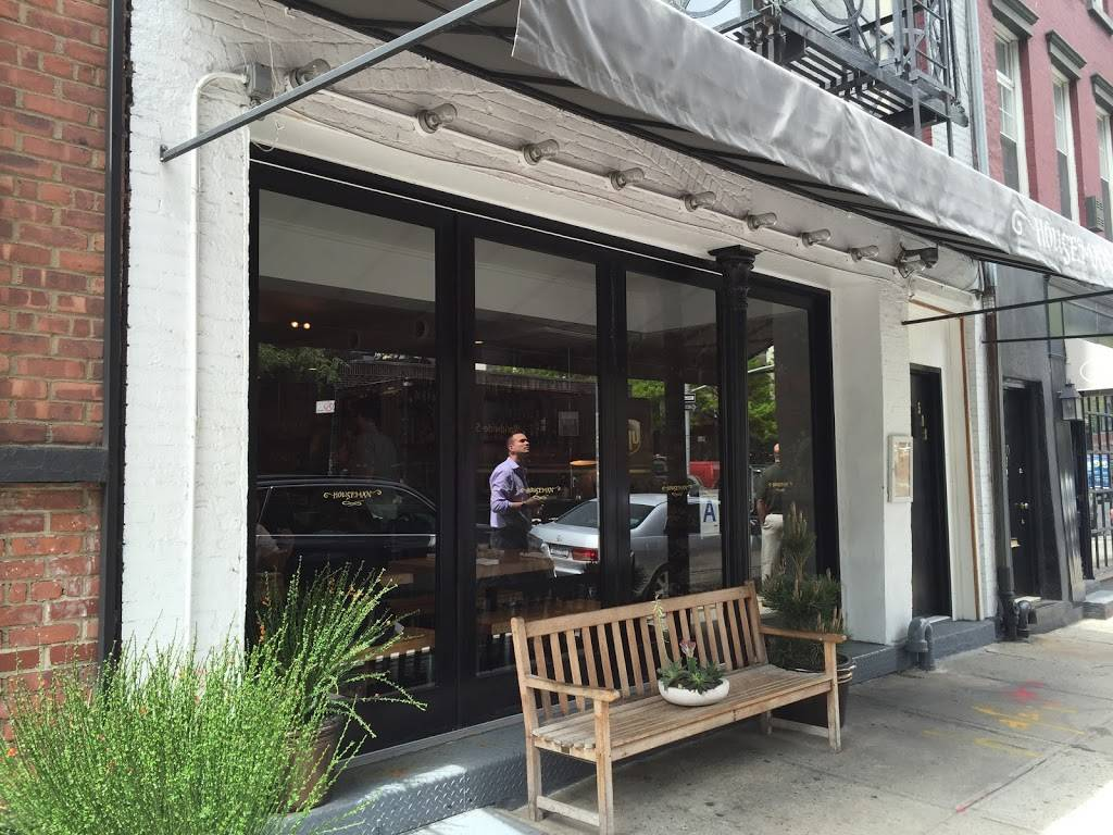 Houseman | restaurant | 508 Greenwich St, New York, NY 10013, USA | 2126410654 OR +1 212-641-0654