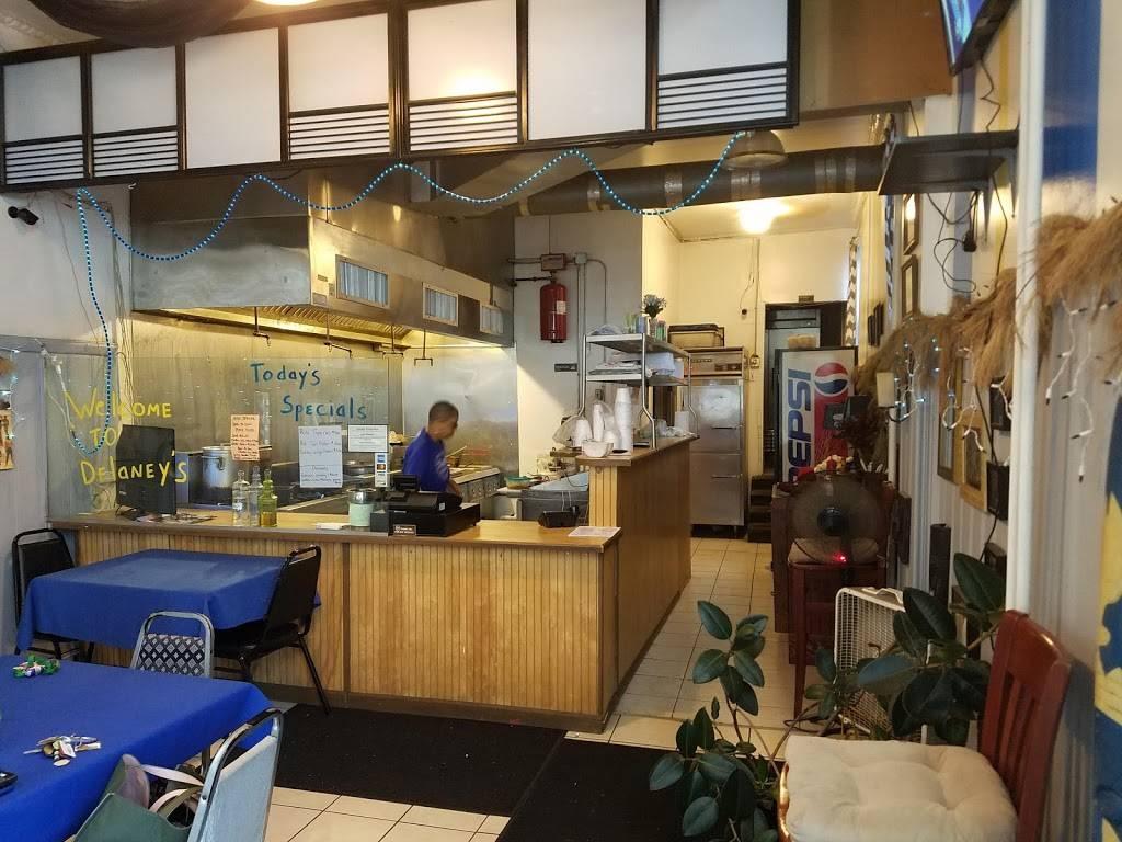Delaneys Soul Food | restaurant | 407 Church Ln, Yeadon, PA 19050, USA | 6106249044 OR +1 610-624-9044