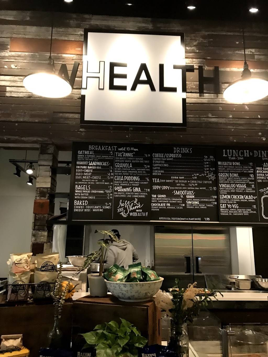 Whealth | restaurant | 615 Pavonia Ave, Jersey City, NJ 07306, USA | 2017955188 OR +1 201-795-5188