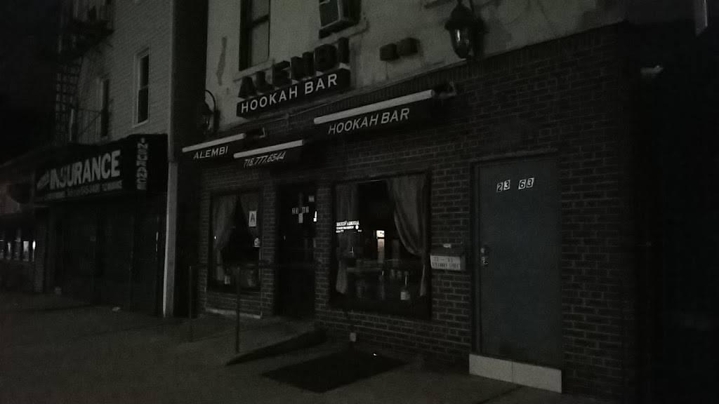Alembi Hookah Bar   restaurant   23-63 Steinway St, Astoria, NY 11105, USA   7187776544 OR +1 718-777-6544