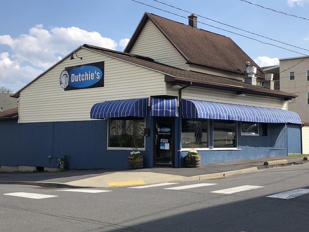 Dutchie's   restaurant   1924 Sanderson Ave, Scranton, PA 18509, USA   5707030166 OR +1 570-703-0166