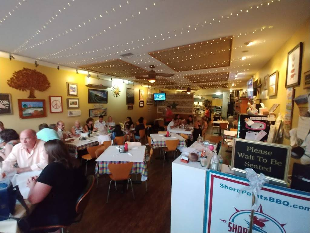 Shore Points BBQ | restaurant | 816 Arnold Ave, Point Pleasant Beach, NJ 08742, USA | 7328997427 OR +1 732-899-7427