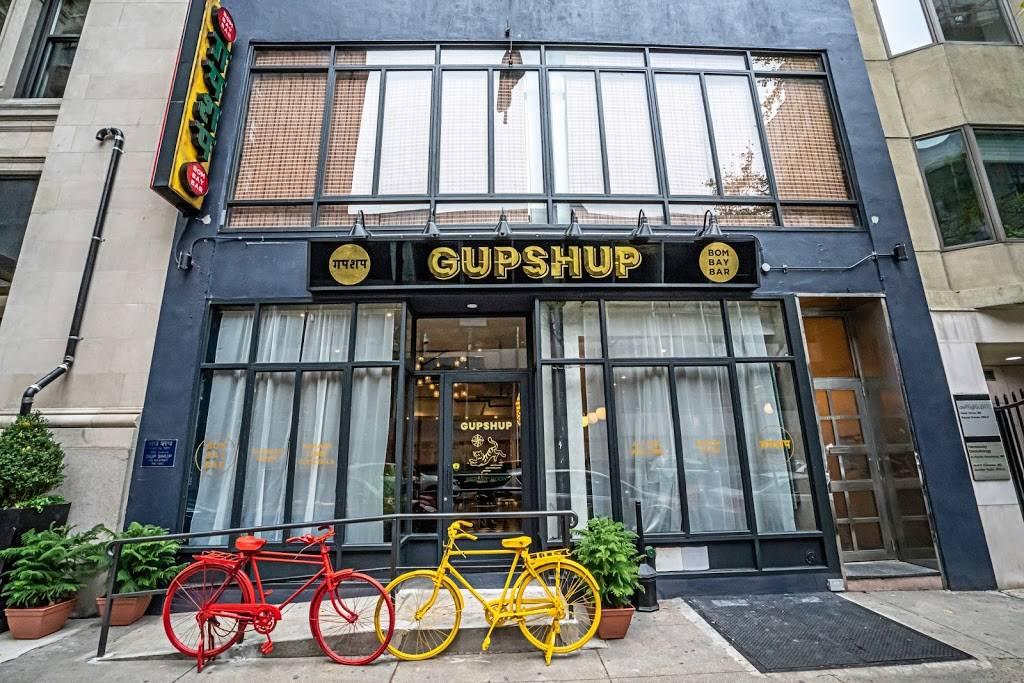 GupShup | restaurant | 115 E 18th St, New York, NY 10003, USA | 2125187313 OR +1 212-518-7313