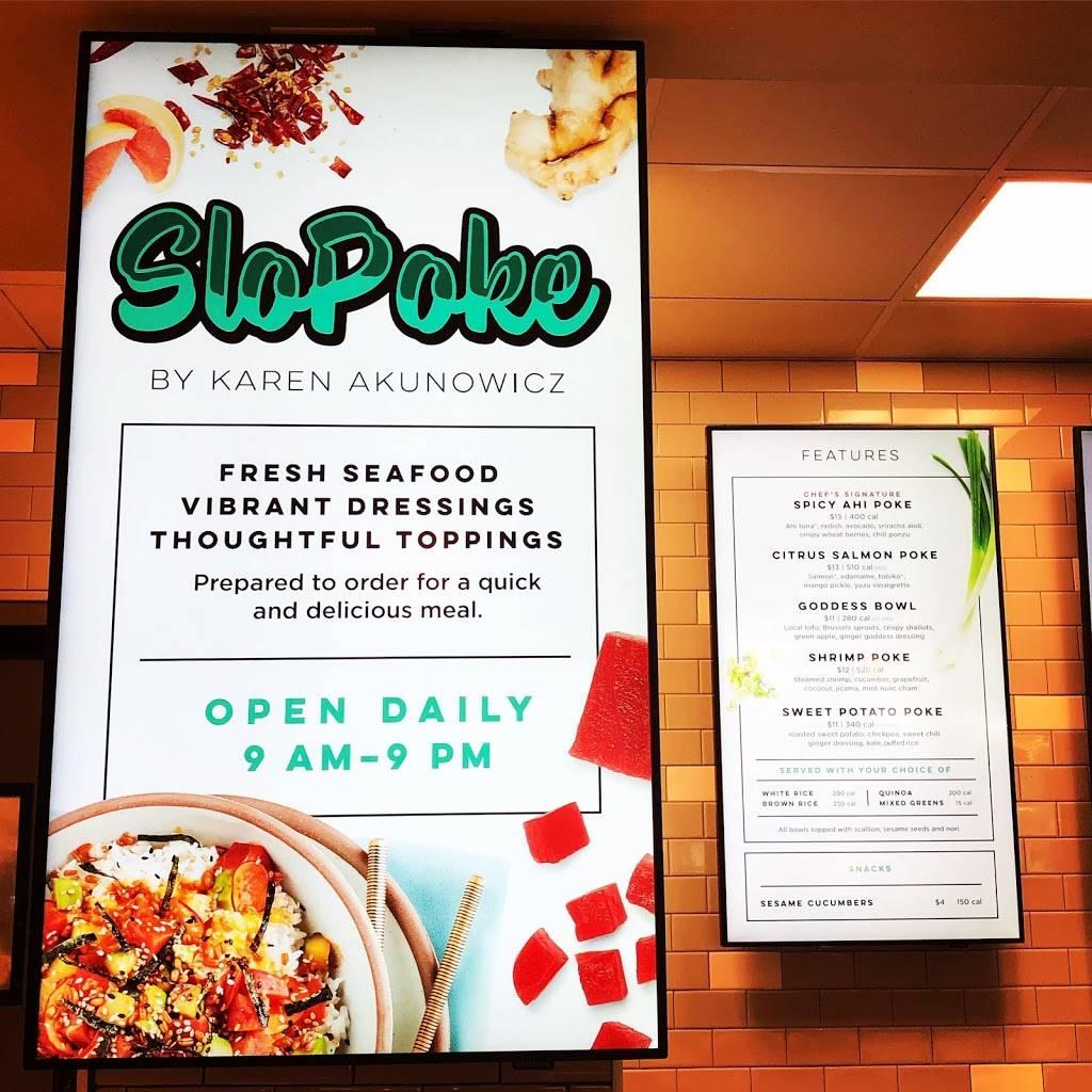 SloPoke | restaurant | 181 Cambridge St, Boston, MA 02114, USA | 6177233574 OR +1 617-723-3574