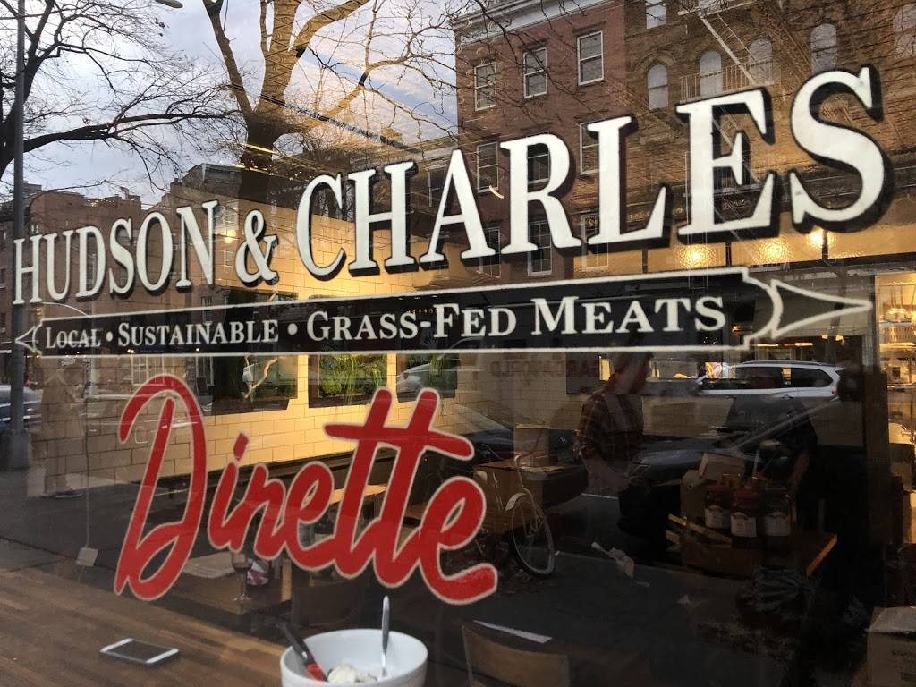 Hudson & Charles Dinette | restaurant | 522 Hudson St, New York, NY 10014, USA | 9296005222 OR +1 929-600-5222
