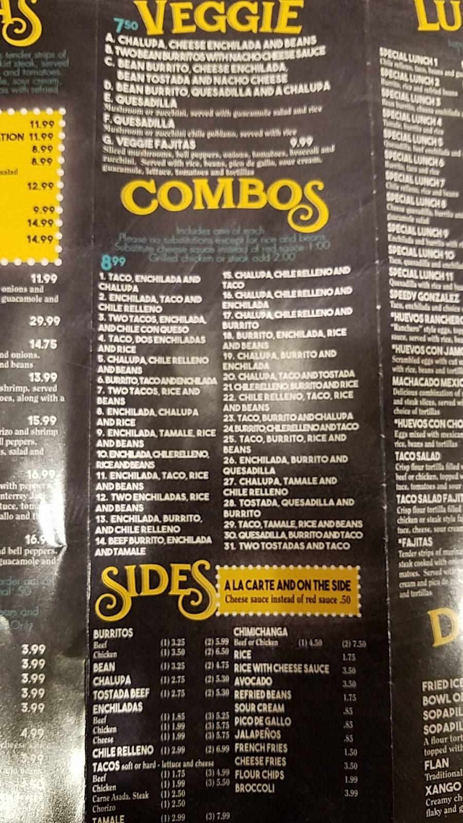 Los Charros | restaurant | 116 W Market St, Havana, IL 62644, USA | 3096400018 OR +1 309-640-0018