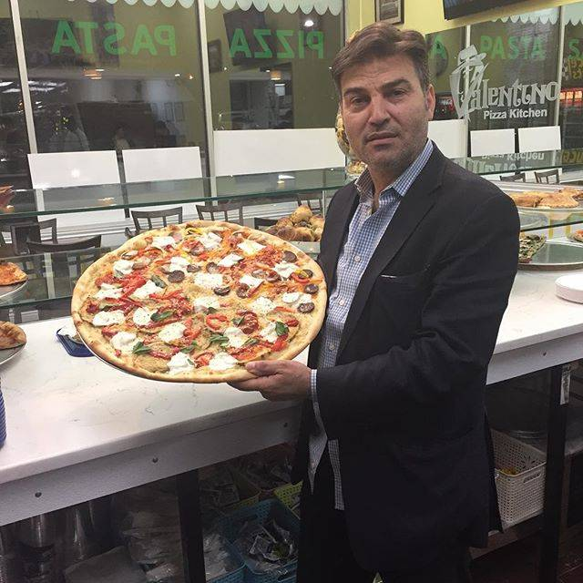 Valentino Pizza Kitchen | restaurant | 175 Broad Ave, Fairview, NJ 07022, USA | 2019416174 OR +1 201-941-6174