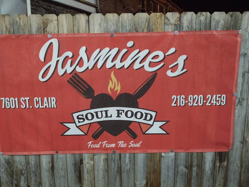 Jasmines | restaurant | 7601 St Clair Ave., Cleveland, OH 44103, USA | 2169202459 OR +1 216-920-2459