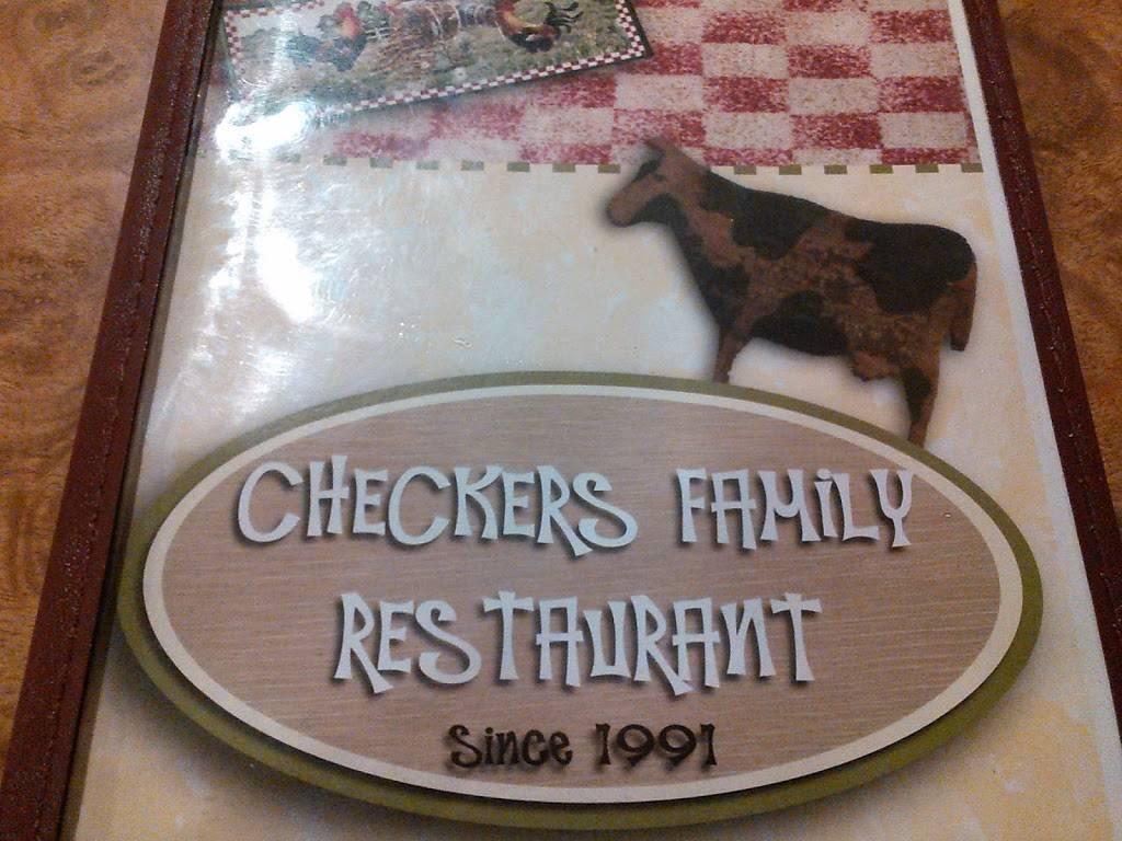 Checkers Family Restaurant | restaurant | 9516 Windsor Blvd, Windsor, VA 23487, USA | 7572423136 OR +1 757-242-3136