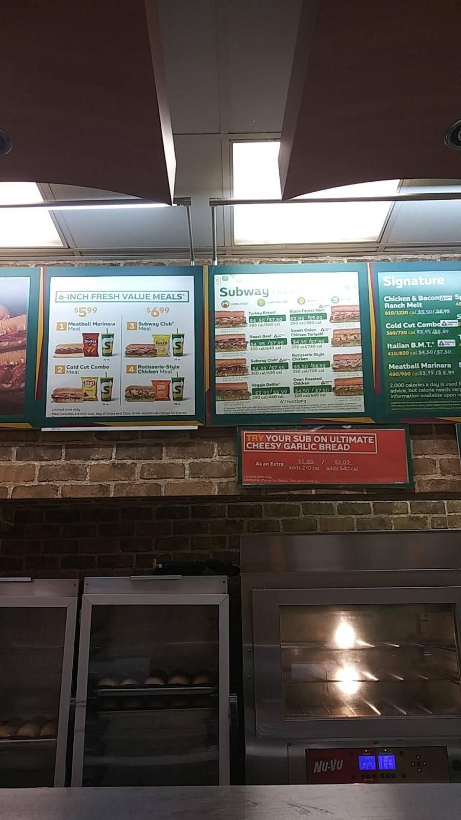 Subway Restaurants   restaurant   118-18 Liberty Ave, South Richmond Hill, NY 11419, USA   7183231858 OR +1 718-323-1858