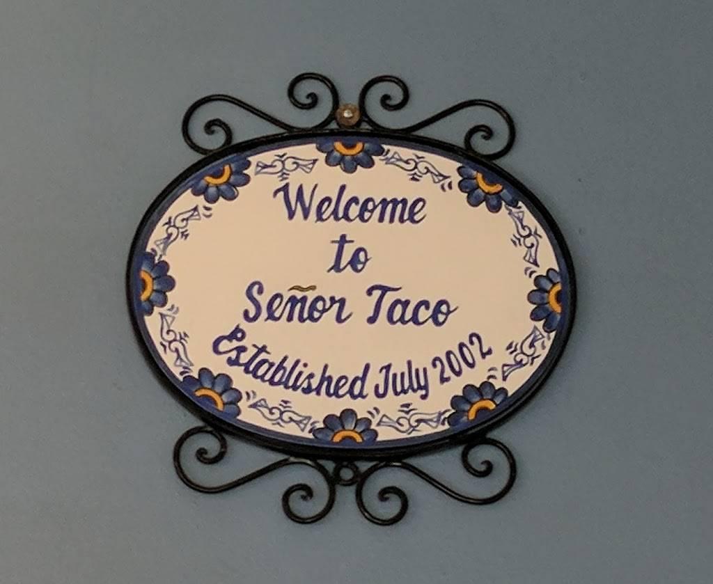Senor Taco   restaurant   19098 Willamette Dr, West Linn, OR 97068, USA   5036997107 OR +1 503-699-7107