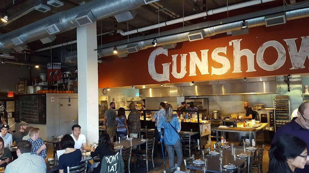 Gunshow | restaurant | 924 Garrett St, Atlanta, GA 30316, USA | 4043801886 OR +1 404-380-1886
