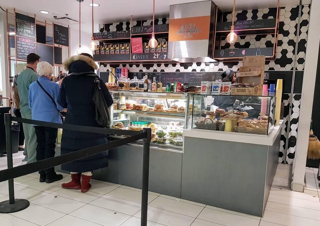 Boulangerie & Cie - site Glen | bakery | 1001 Boulevard Décarie Site Glen (lun. au ven.)–Suite 206(RC-2A Express (24h-7/7)--Suite 111(S1-9C, Montréal, QC H4A 3J1, Canada | 5149250002 OR +1 514-925-0002