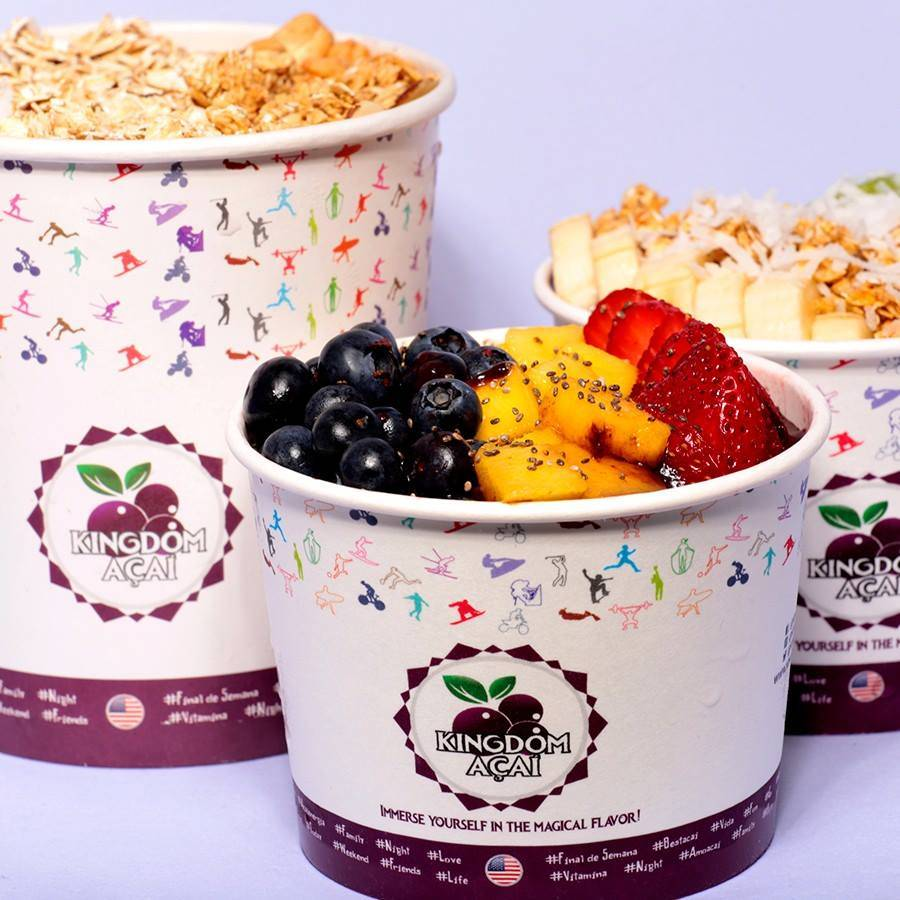 Kingdom Acai | restaurant | 22783 FL-7, Boca Raton, FL 33428, USA | 5619313807 OR +1 561-931-3807