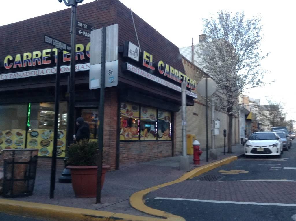 El Carretero Restaurante & Panadería La 35   bakery   3500 Bergenline Ave, Union City, NJ 07087, USA   2018636681 OR +1 201-863-6681
