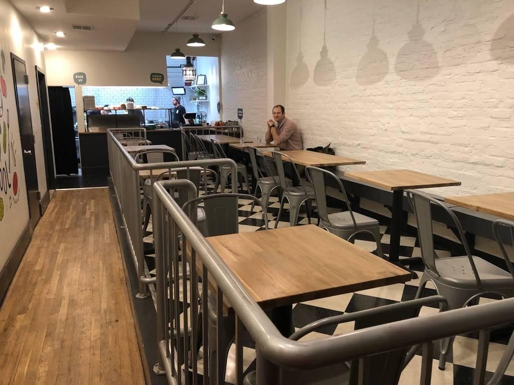 Stocked Burger | restaurant | 663 Washington Ave, Brooklyn, NY 11238, USA | 7188725304 OR +1 718-872-5304
