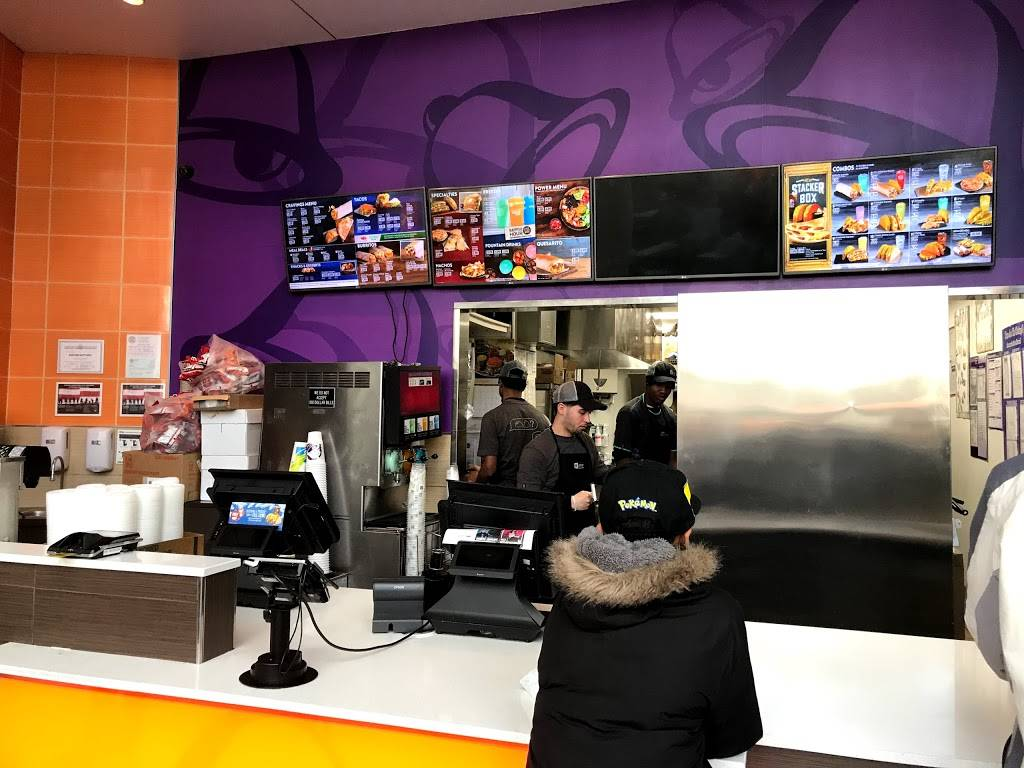 taco bell in jersey city nj