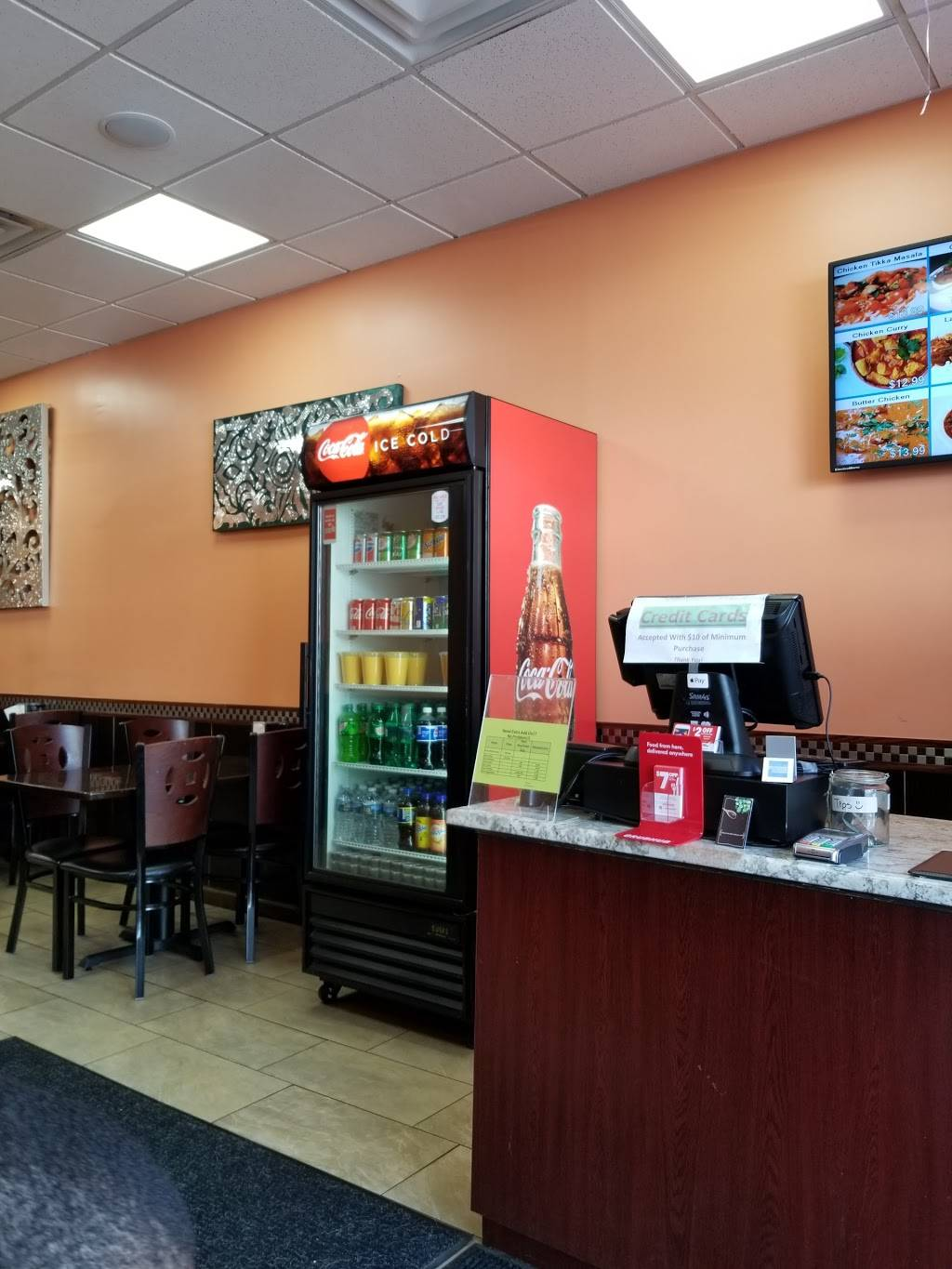 Maroosh Halal Cuisine | restaurant | 88 S 69th St, Upper Darby, PA 19082, USA | 4844664313 OR +1 484-466-4313