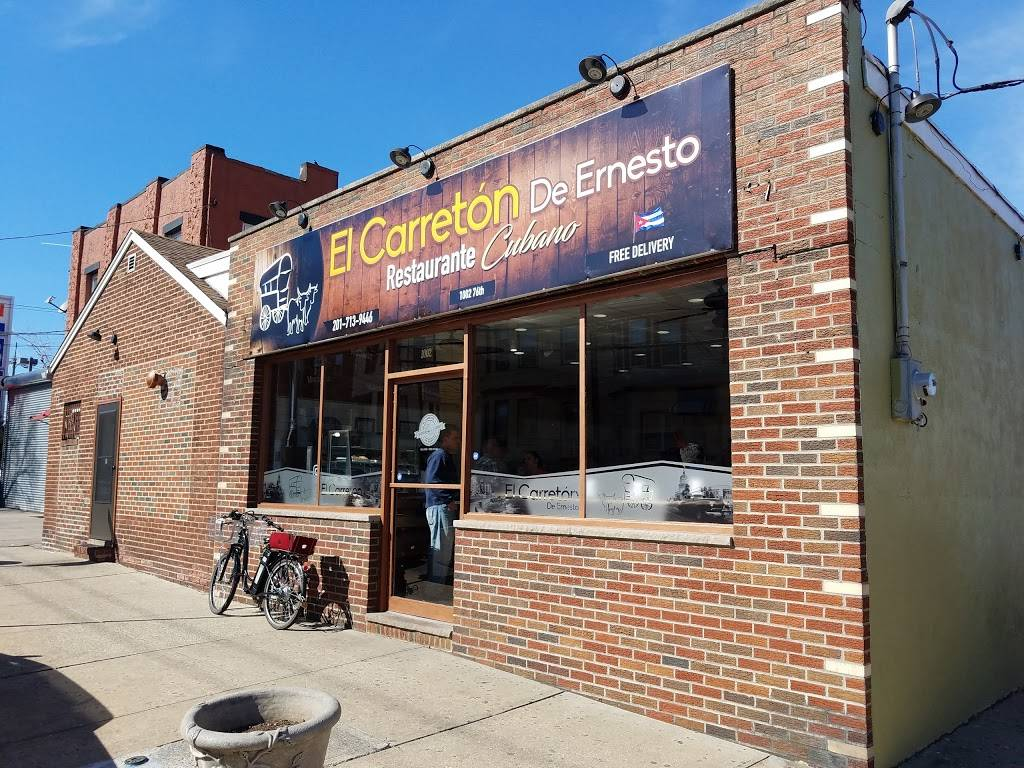 El Carreton de Ernesto | restaurant | 1002 76th St, North Bergen, NJ 07047, USA | 2017139446 OR +1 201-713-9446