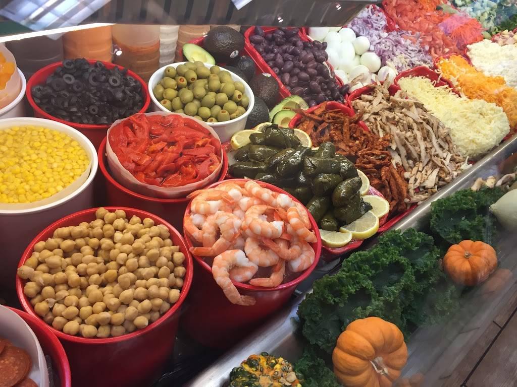 Salad Bistro | restaurant | 250 Woodbridge Center Dr, Woodbridge, NJ 07095, USA | 7325960669 OR +1 732-596-0669