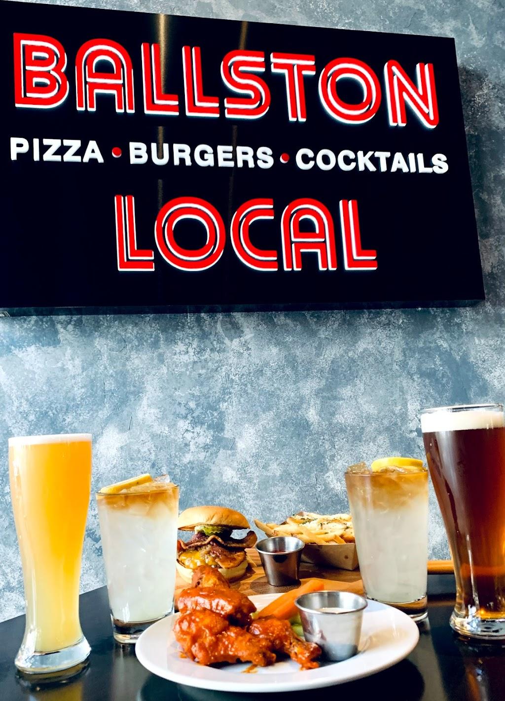 Ballston Local | restaurant | 900 N Glebe Rd, Arlington, VA 22203, USA | 7038521260 OR +1 703-852-1260