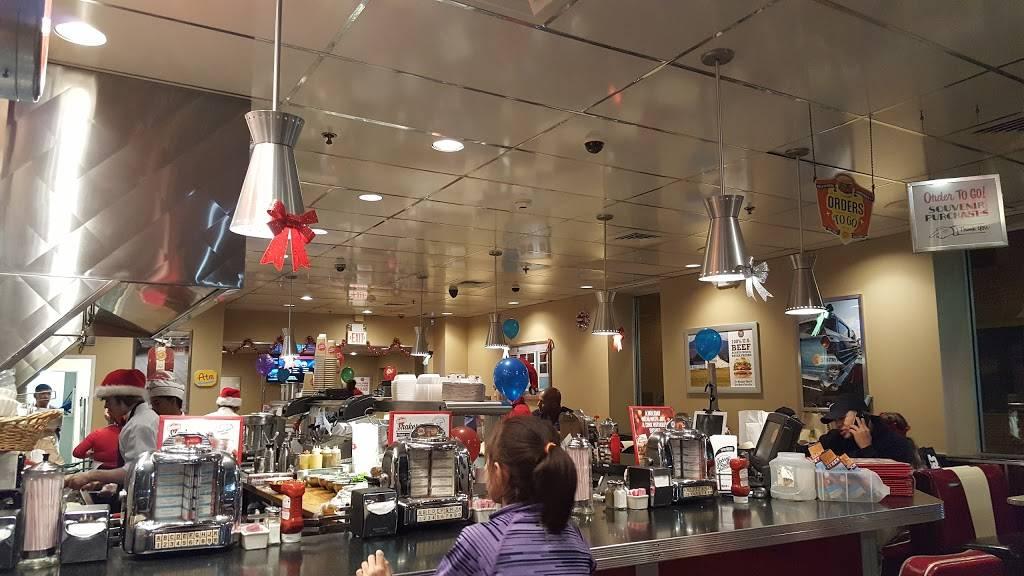 Johnny Rockets | restaurant | 134 Washington St, Hoboken, NJ 07030, USA | 2016592620 OR +1 201-659-2620