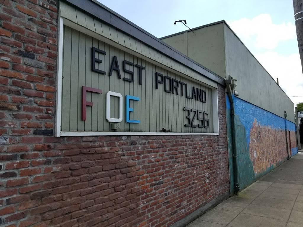 Fraternal Order of Eagles | restaurant | 4904 SE Hawthorne Blvd, Portland, OR 97215, USA | 5032327505 OR +1 503-232-7505
