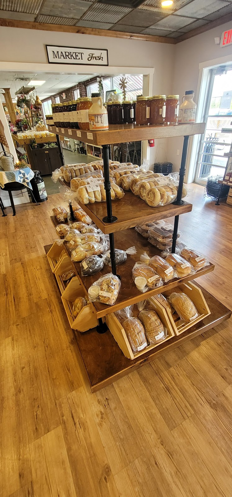 The Farmhouse Exchange   bakery   14802 N Franklinville Rd, Thurmont, MD 21788, USA   3012712322 OR +1 301-271-2322