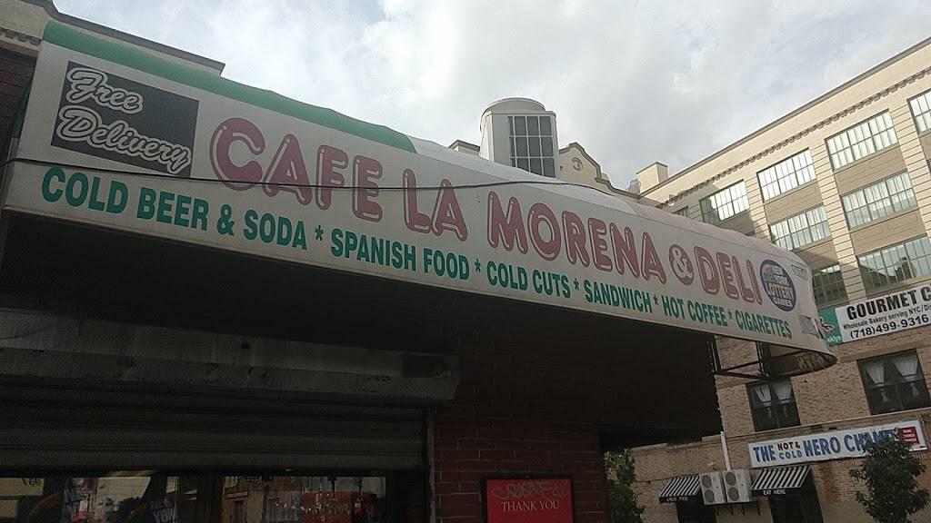 Cafe La Morena   cafe   950 3rd Ave, Brooklyn, NY 11232, USA   7187886478 OR +1 718-788-6478