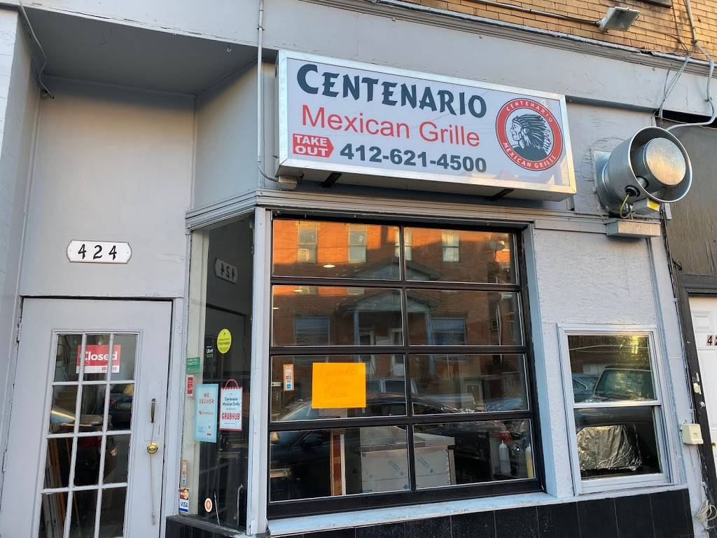 Centenario Mexican Grille   restaurant   424 Semple St, Pittsburgh, PA 15213, USA   4126214500 OR +1 412-621-4500