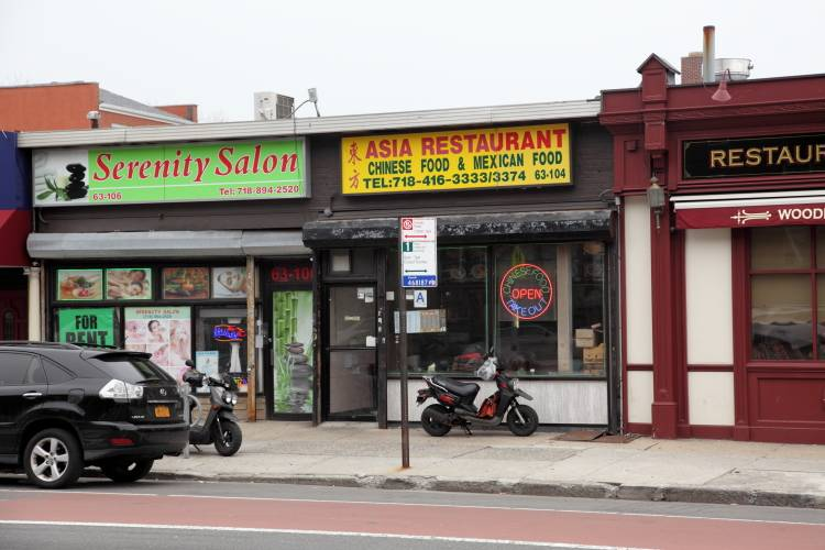 Asia | restaurant | 63-104 Woodhaven Blvd, Rego Park, NY 11374, USA | 7184163333 OR +1 718-416-3333