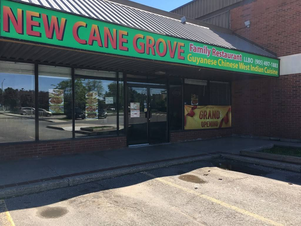 New Cane Grove Family Restaurant | restaurant | 2 Kennedy Rd S, Brampton, ON L6W 3E1, Canada | 9054971883 OR +1 905-497-1883