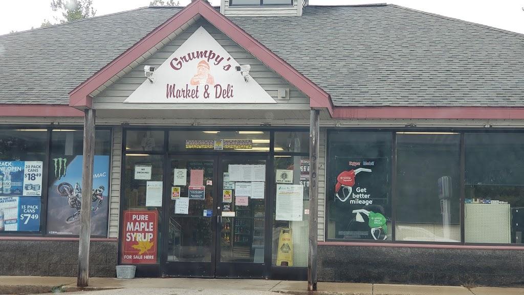 Grumpys EZ Mart & Lucky Louies Pizza | meal takeaway | 5101 E Traverse Hwy, Traverse City, MI 49684, USA | 2319466150 OR +1 231-946-6150