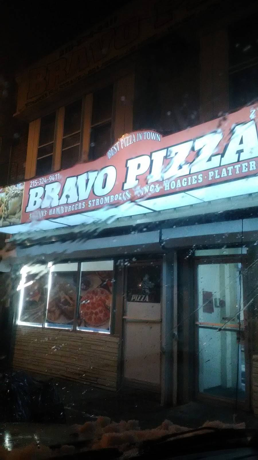 Bravo Pizza II | meal delivery | 1323 Lindley Ave, Philadelphia, PA 19141, USA | 2153249411 OR +1 215-324-9411