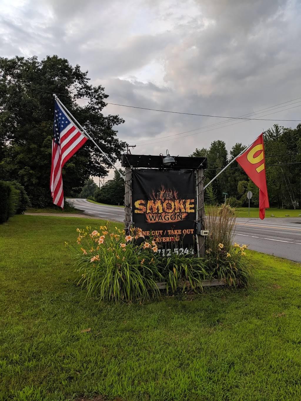 The Smoke Wagon | restaurant | Weare, NH 03281, USA | 6037125244 OR +1 603-712-5244