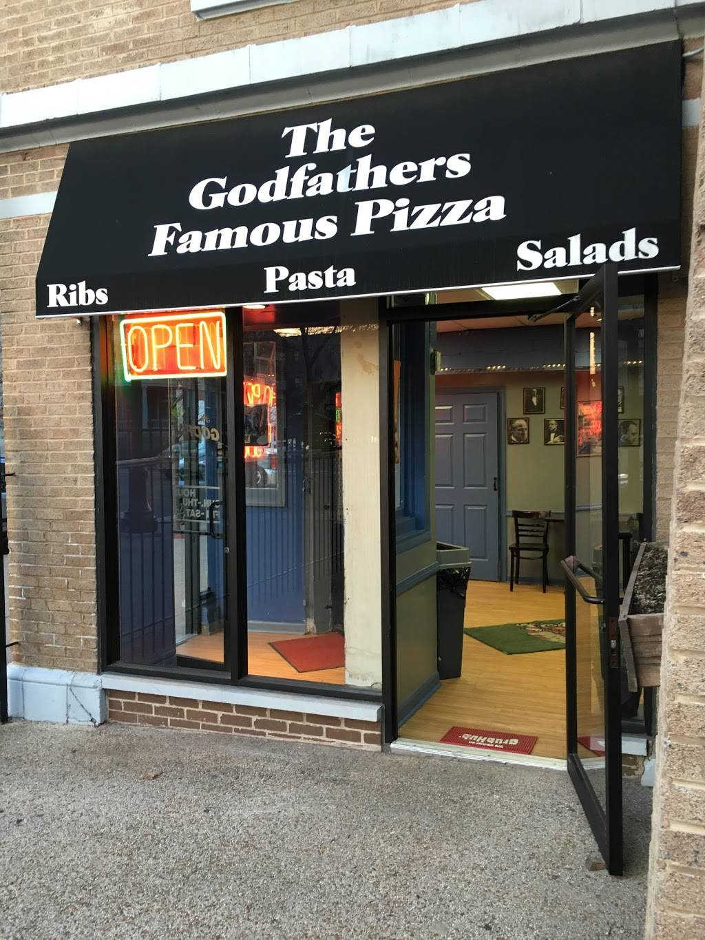 The Godfathers Famous Pizza | meal delivery | 1265 #A, 5506 W Wilson Ave, Chicago, IL 60640, USA | 7738788600 OR +1 773-878-8600