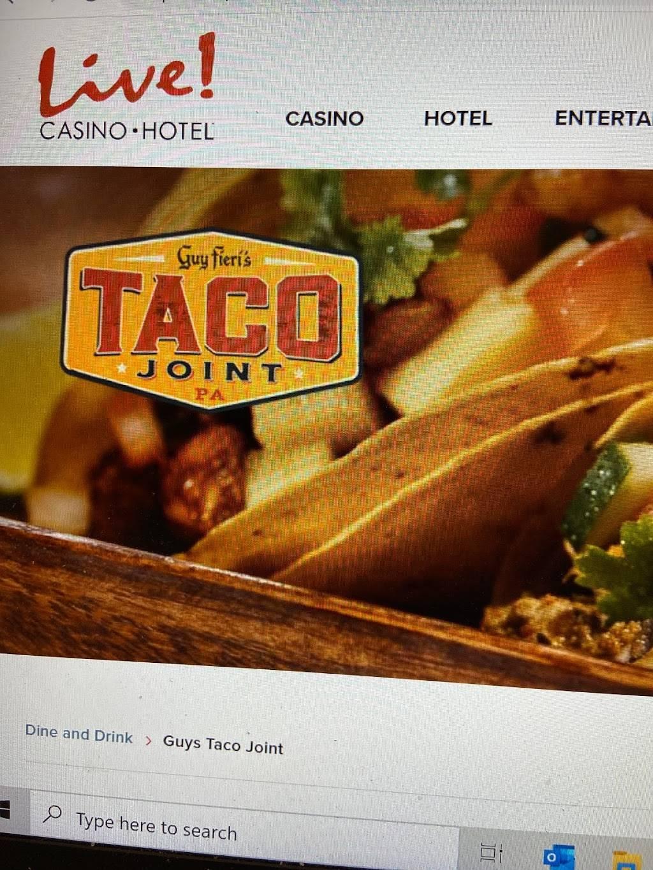 Guy Fieri's Taco Joint | restaurant | 900 Packer Ave, Philadelphia, PA 19148, USA