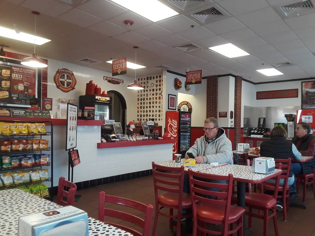 Firehouse Subs | meal delivery | 101 Brookside Ln, Brighton, MI 48116, USA | 8102203500 OR +1 810-220-3500