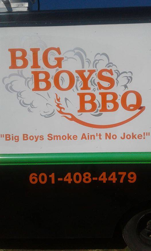 Big Boys BBQ | restaurant | 5773 US-11, Purvis, MS 39475, USA