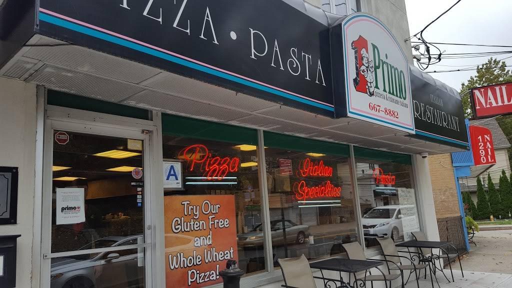 Primo Pizzeria   restaurant   1282 Richmond Rd, Staten Island, NY 10304, USA   7186678882 OR +1 718-667-8882