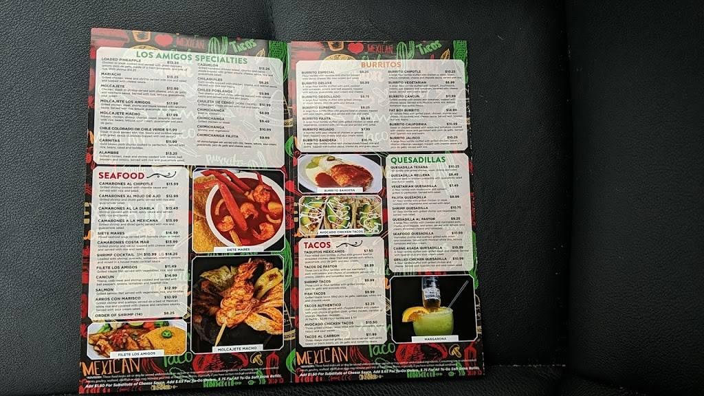 Los amigos | restaurant | 4700 Lebanon Pike, Hermitage, TN 37076, USA | 6159153721 OR +1 615-915-3721
