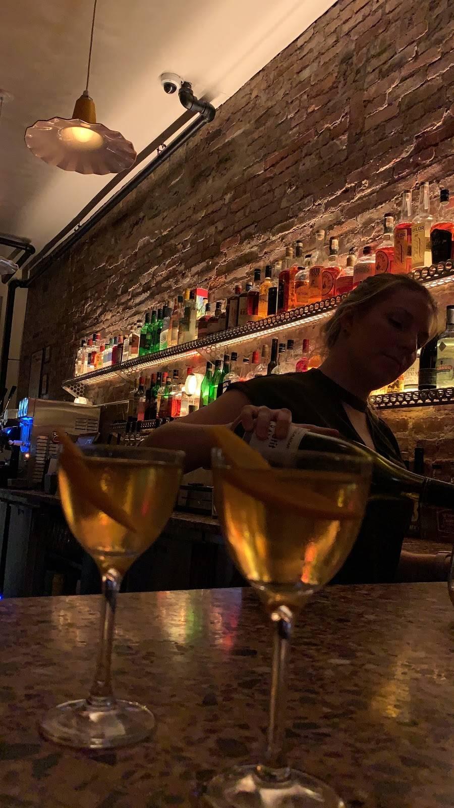 Devon | restaurant | 252 Broome St, New York, NY 10002, USA | 2124273997 OR +1 212-427-3997