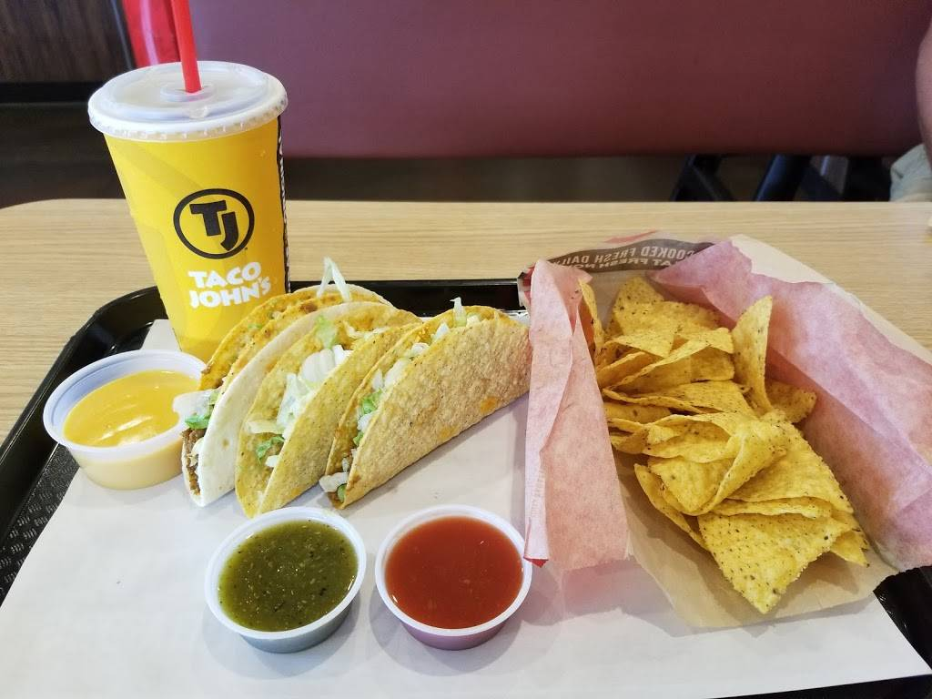 Taco Johns | restaurant | 902 Meijer Dr, Champaign, IL 61822, USA | 2176075577 OR +1 217-607-5577