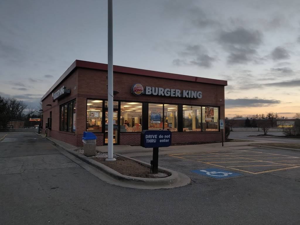 Burger King   restaurant   80 McHenry Rd, Buffalo Grove, IL 60089, USA   8472297983 OR +1 847-229-7983