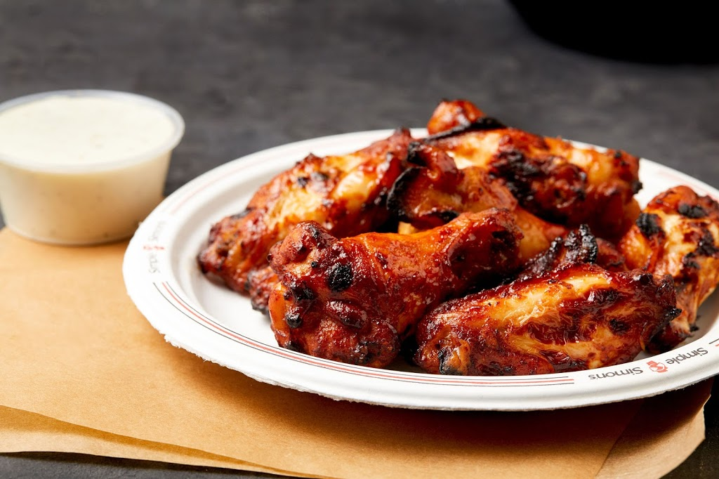 Simple Simons Pizza - Calera, OK   meal takeaway   711 N McKinley Ave, Calera, OK 74730, USA